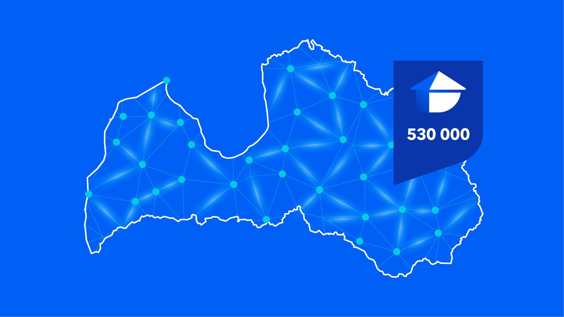 Optikas tīkla pilnveidē Tet šogad investējis četrus miljonus eiro