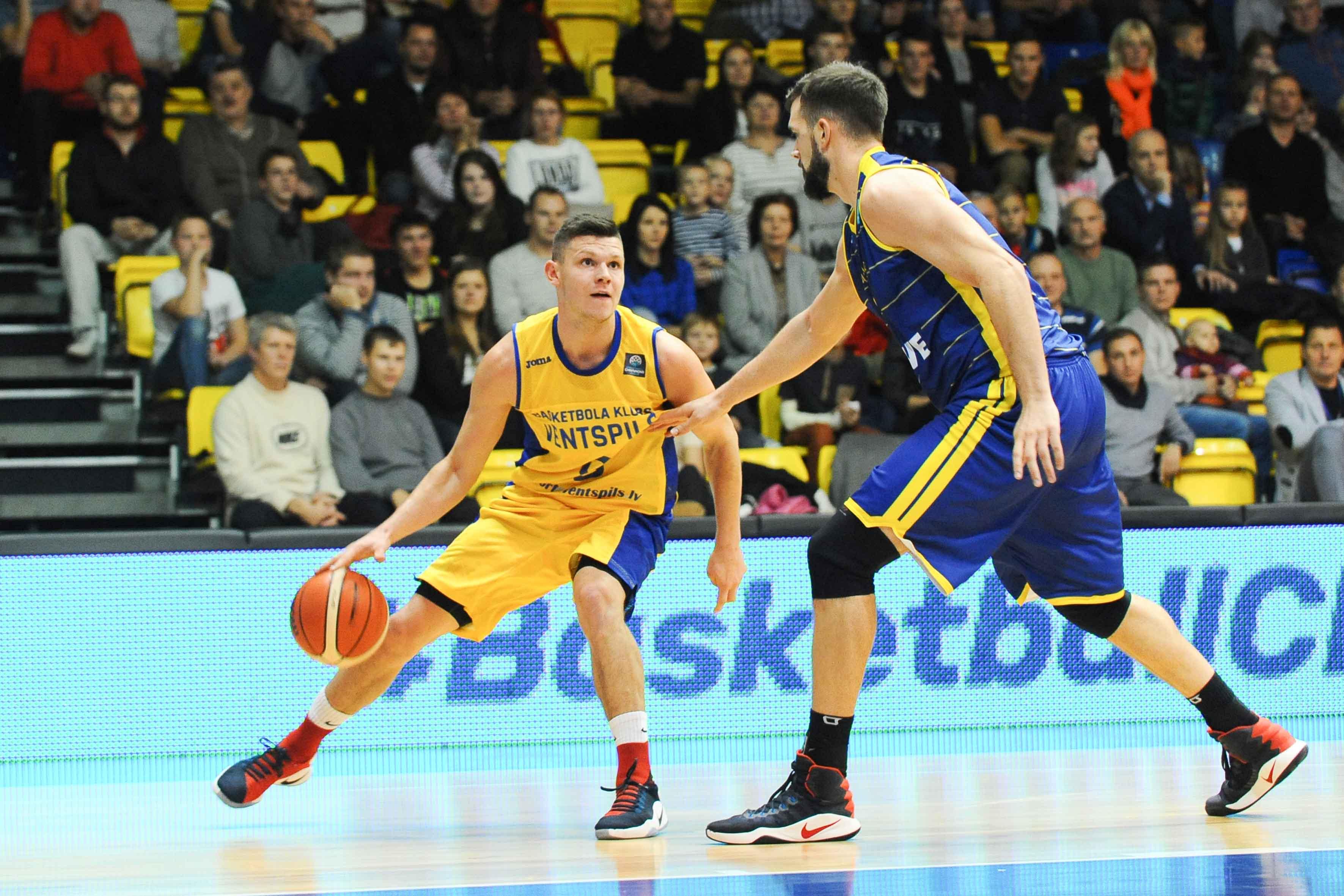 NBA, FIBA Čempionu līgas un VTB basketbola spēļu nedēļa kanālos Best4Spot TV un 360TV