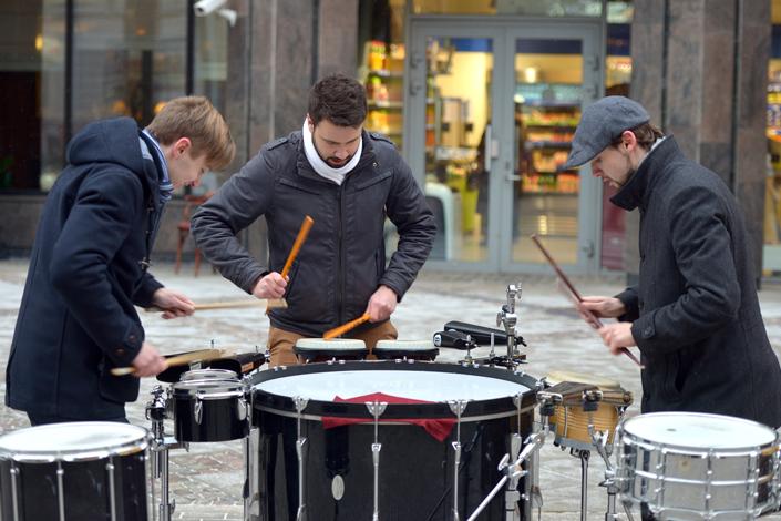 """Mūziķu apvienība """"Perpetuum Ritmico"""" atklāj pirmo kultūras kanālu Latvijā"""