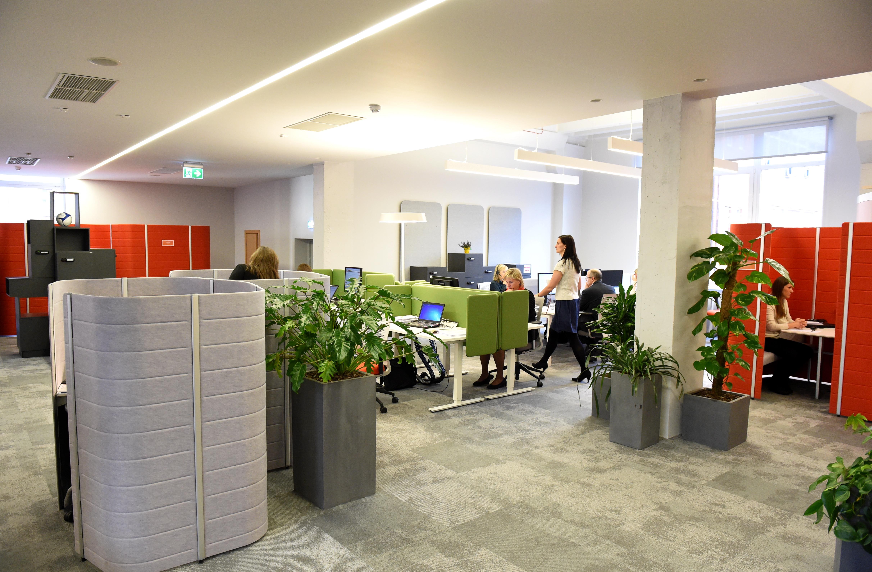 Lattelecom izveidojis Baltijā pirmo viedo biroju