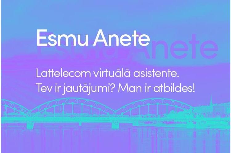 Ikviens var mācīt Aneti - pirmo klientu atbalsta robotu Latvijā