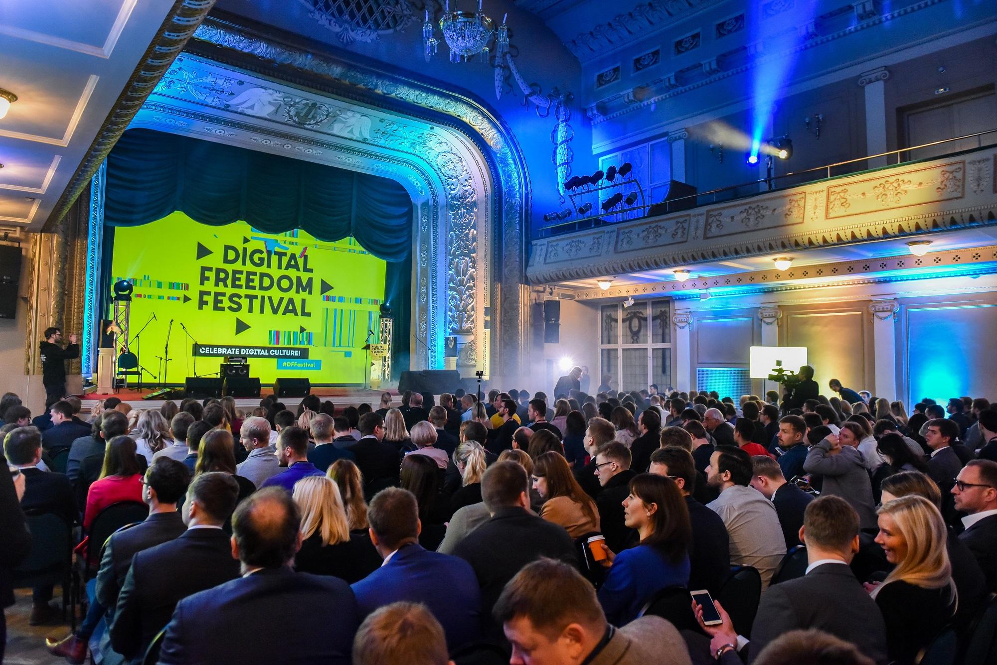 Digital Freedom Festival varēs vērot tiešraidē Shortcut